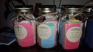 Gratitude Jars
